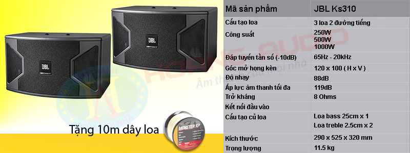 thong-so-ky-thuat-loa-jbl-ks-310