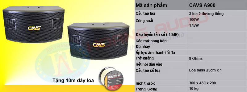 thong-so-ky-thuat-cavs-a900